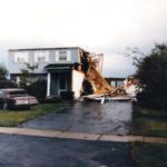 Unidentified home, Niles, Ohio.
