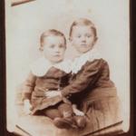 Maurice Hamlin Lattin and Elwin Lattin.