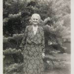 Hattie H. Campbell, 85 years old, 1933.