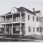 Dr. Albert Lee Kee's hospital, Holbrook, Nebraska.