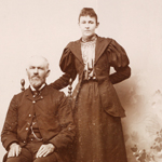 Henry and Emma Bettiker of Fowler and Cortland, Ohio
