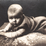 Ernest Kee Rodgers at five months.