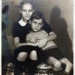 Joyce and Johnny Wolcott.