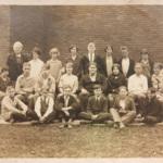 Cortland School, circa 1930.