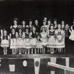 Entertainment program at the Magyar Presbyterian Church.