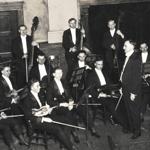 Dana Musical Institute String Orchestra; Charles Lowry conducting, Lynn Dana on organ.