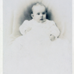 Elva Ione Pipher, five months old.