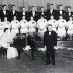 Mullinaires and Warren Music Club concert at Warren G. Harding High School.