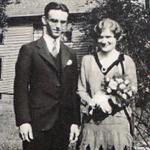 Clarence and Gertrude Beck.