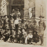 Boy Scout Troop 5, Warren, Ohio.