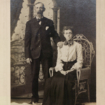 Calvin N. Campbell and Hattie Campbell.
