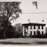 The Kinsman House, 303 Mahoning Avenue, Warren, Ohio, while it acted as the court house annex (1940-1971).