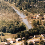 Woodglen Avenue, near Mosquito Creek, Niles, Ohio.