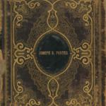 Joseph R. Porter Bible.