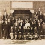 Cortland Schools, grades 7 and 8, 1925 and 1926.