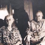 Clarissa L. Bowen Wheeler and Myra Loudema Kee.