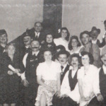 A play staged by the congregation of the Magyar Presbyterian Church.