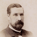 Photograph of unidentified man.