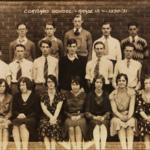 Cortland School, grade 12, 1930-1931.