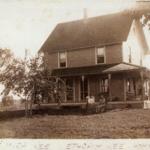 Ephraim Kee homestead.